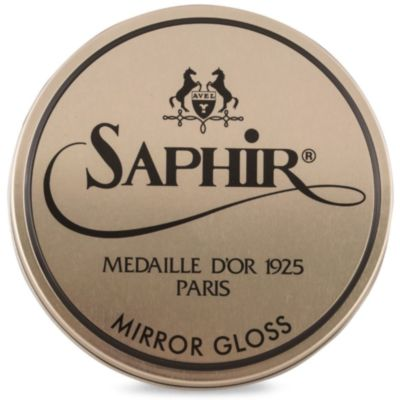 Крем для глассажа Saphir Medaille d'Or Mirror Gloss 75ml